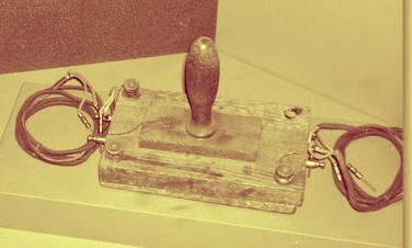 historia del detector de metales