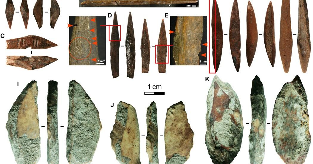 Descubren en Sri Lanka el uso tecnológico del arco y la flecha más antiguo del mundo: hace unos 48.000 años