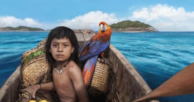 Un nuevo estudio de ADN antiguo arroja luz sobre cómo se pobló el Caribe